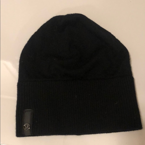 104d98f9415 lululemon athletica Accessories - Cute lululemon winter hat with ponytail  hole